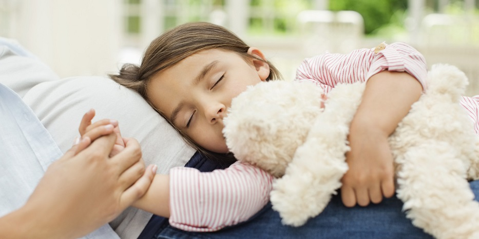 Why it is necessary to make child sleep alone?